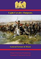 Light Cavalry Outposts