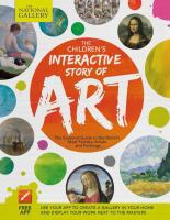 The Children's Interactive Story of Art