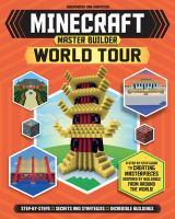 Minecraft Master Builder World Tour