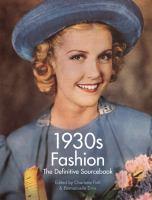 1930s Fashion