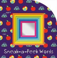 Sneak-a-peek Words