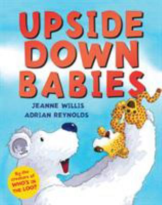 """Book Cover - Upside Down Babies"""" title=""""View this item in the library catalogue"""
