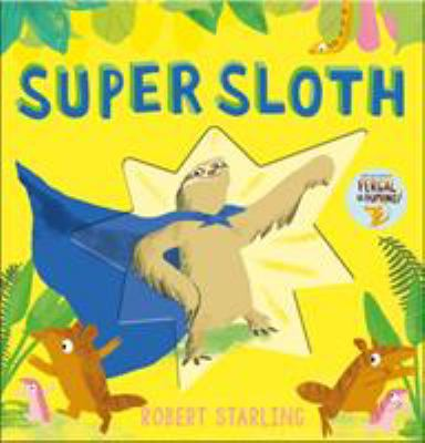 Cover image for Super Sloth