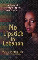 No Lipstick in Lebanon