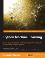 Python Machine Learning