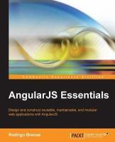 AngularJS Essentials