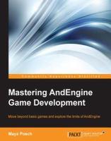 Mastering AndEngine Game Development