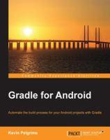 Gradle for Andorid