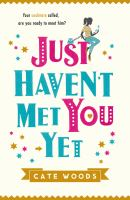 Just Haven't Met You Yet