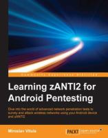 Learning ZANTI2 for Android Pentesting