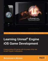 Learning Unreal Engine IOS Game Development