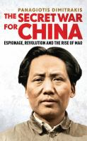 The Secret War for China