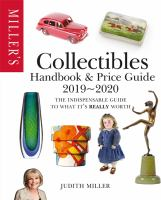 Miller's Collectibles Handbook & Price Guide