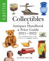 Miller's Collectibles Handbook and Price Guide