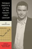 Thomas Piketty's 'Capital in the Twenty-first Century'