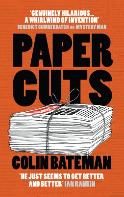 Cover image for Papercuts