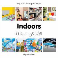 My First Bilingual Book-Indoors (English-Arabic)