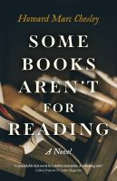 Some Books Aren't for Reading