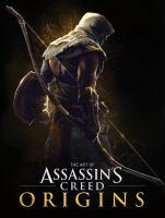The Art of Assassin's Creed Origins