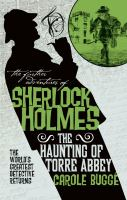 The Further Adventures of Sherlock Holmes--the Haunting of Torre Abbey