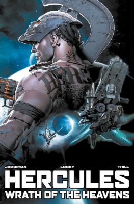 Cover image for Hercules, Wrath of the Heavens