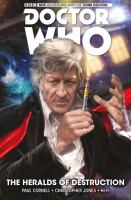 Doctor Who, the Third Doctor