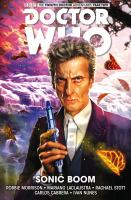 Doctor Who, the twelfth doctor. Volume 6, Sonic boom