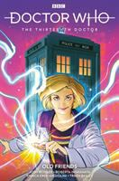 Doctor Who, the thirteenth doctor. Old friends