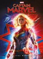 MARVEL'S CAPTAIN MARVEL: THE OFFICIAL MOVIE SPECIAL BOOK