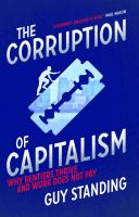 The Corruption of Capitalism