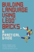 Building Language Using Lego® Bricks
