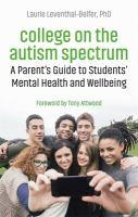College on the Autism Spectrum