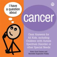 I Have A Question About Cancer