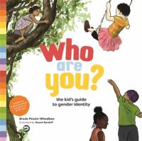 Cover of Who Are You? The Kid's Gui