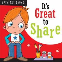It's great to share