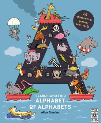 Cover image for The Alphabet of Alphabets