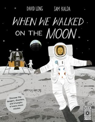 When We Walked on the Moon(book-cover)