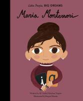 Maria Montessori *