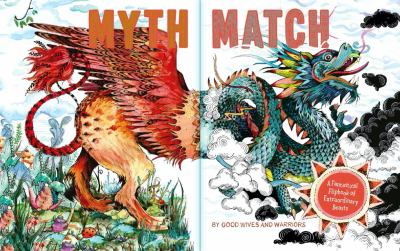 Cover image for Myth Match