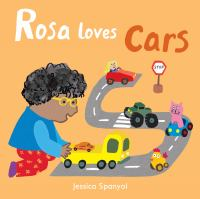 Cover of Rosa Loves Cars