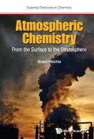Atmospheric Chemistry