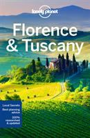 LONELY PLANET FLORENCE & TUSCANY 10TH ED