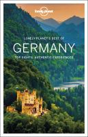 Lonely Planet's Best of Germany