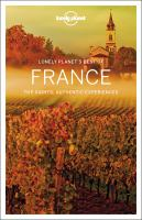 Lonely Planet's Best of France