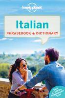 Italian Phrasebook & Dictionary