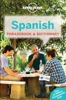 Spanish Phrasebook & Dictionary