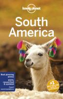 Lonely Planet South America 14th Ed