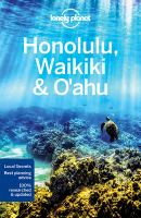 Honolulu, Waikiki & O'ahu, [2017]