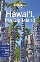LONELY PLANET HAWAII THE BIG ISLAND 5