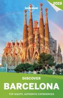 Lonely Planet Barcelona 2019